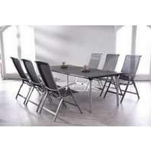 Best Freizeitmöbel Palermo 6 Seater Dining Set