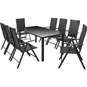 vidaXL 42777 Dining Group, 1 Table inkcl. 8 Chairshttp://images.pricerunner.com/product/300x300/1855447632/vidaXL-42777-Dining-Group,-1-Table-inkcl.-8-Chairs.jpg